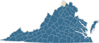 County Map, County Location